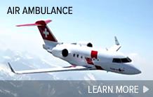 Ambulance Jet