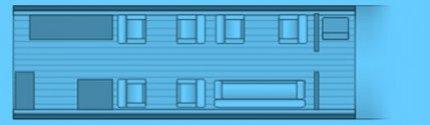 Challenger 300 İç Görünüm